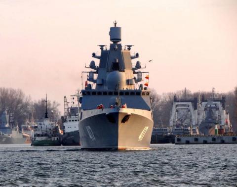 Российские подлодки и надвод…