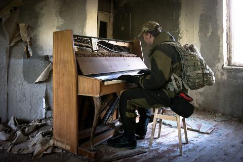 Сталкеры и «Нелегальный Чернобыль»