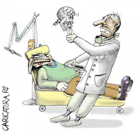 Советская стоматология: жест…