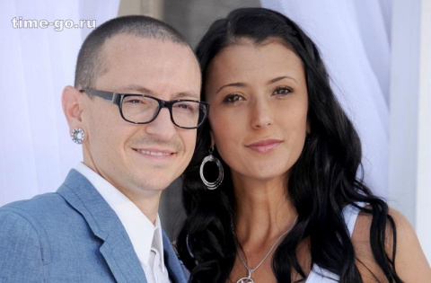 Вдова солиста Linkin Park Че…