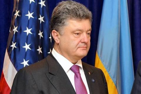 Президент Украины дорабатыва…