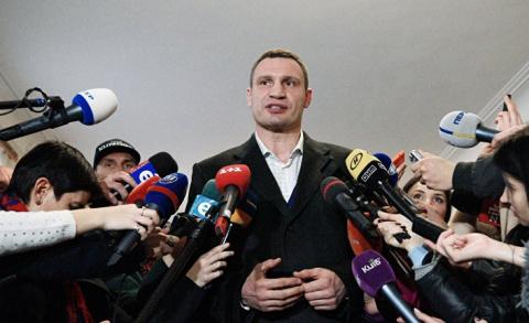 Господин Кличко, не боитесь, что Трамп и Путин объединятся?