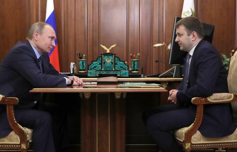 Замглавы Минфина Максим Орешкин назначен министром экономического развития