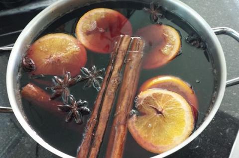 Глинтвейн против простуды. Рецепты ароматного напитка
