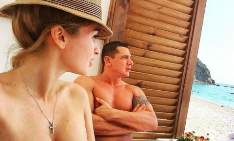 Ксения Бородина рассказала о «жестких тусовках с изменами» Курбана Омарова во время ее беременности