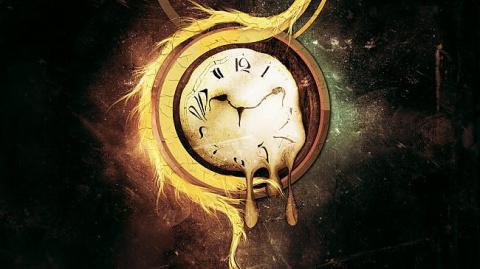 Пси магия. Управление временем