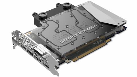 Zotac представила самую компактную версию GeForce GTX 1080 Ti