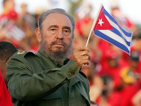Соболезнования в связи с кончиной Фиделя Кастро