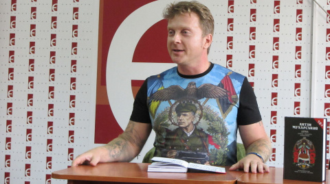 Актер Антин Мухарский: В Оде…