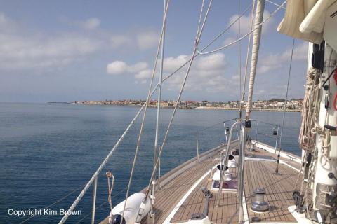 «Зимовка» в Средиземноморье