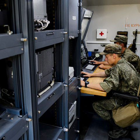 Россия приготовила радиоэлектронный ответ НАТО