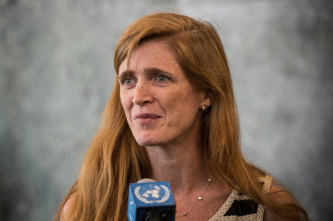 Спецпредставитель США в ООН …