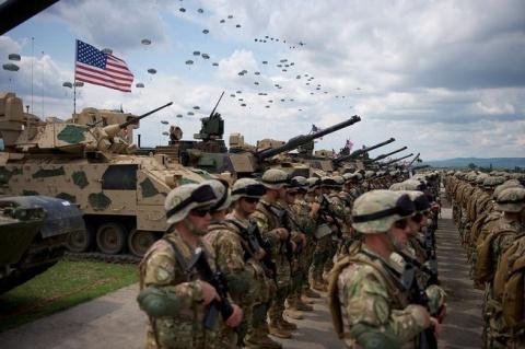 НАТО обделался