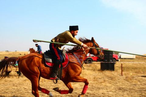 Генофонд казачества сложился в основном за счет миграций русского населения