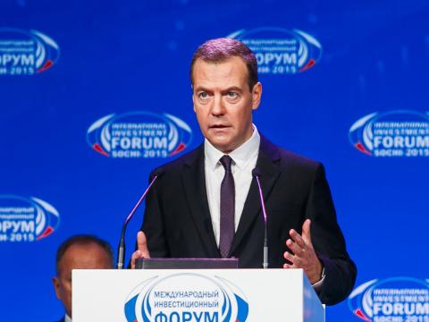 Медведев признал низкую эффе…