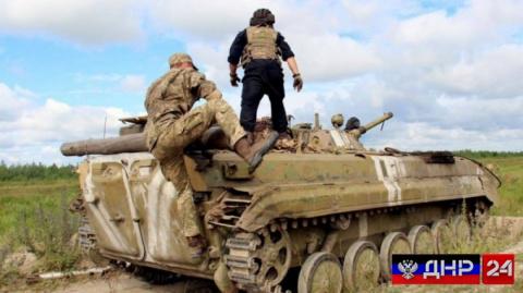 Киевские военные за сутки 57…