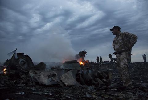 Голландец рассказал о лжи СМИ по поводу крушения МН17 на Донбассе