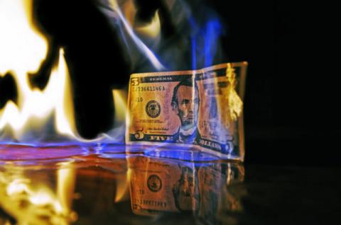 Падение доллара неизбежно