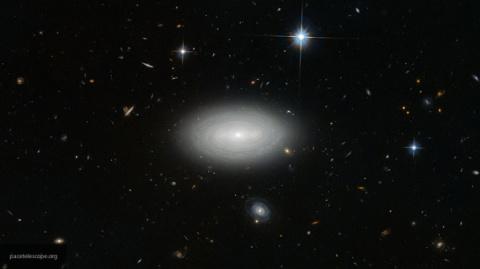 NASA: В галактике Андромеды есть следы темной материи