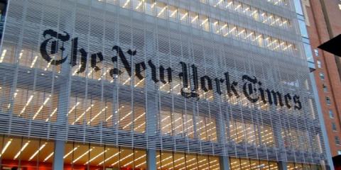 The New York Times отказалас…