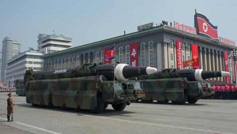 В КНДР заявили о неизбежности войны на полуострове
