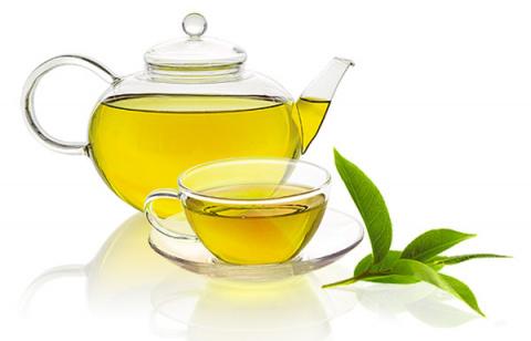 Ещё раз о пользе зелёного чая...