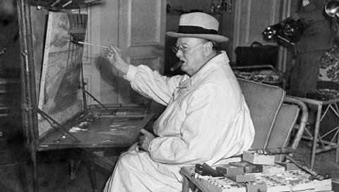 Ученые нашли трактат Черчилл…