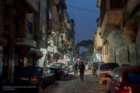 Бойцы армии Асада ведут ожес…