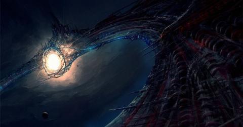 Ученые: инопланетян может выдать их защита от сверхновых