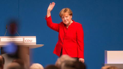 Корректировка курса: Меркель…
