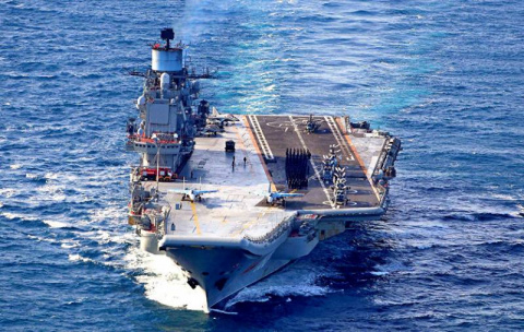 Ударная сила ВМФ России: «Ад…