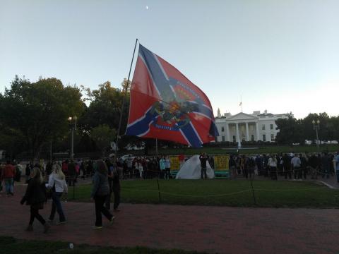 Донбасс. Попытка развода