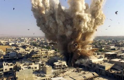 Алеппо сегодня или как США п…