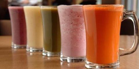 Напитки очищающие организм