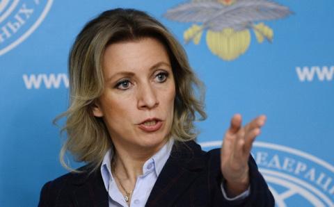Мария Захарова жестко ответила главе МИДВеликобритании