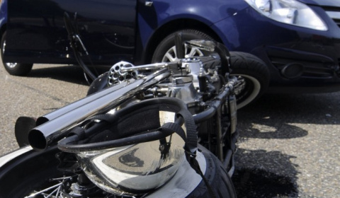 Мотоциклист устроил крупную …