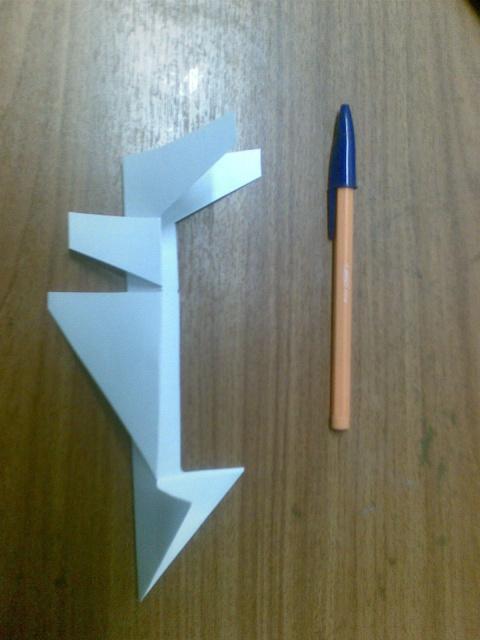 Бумажная авиация