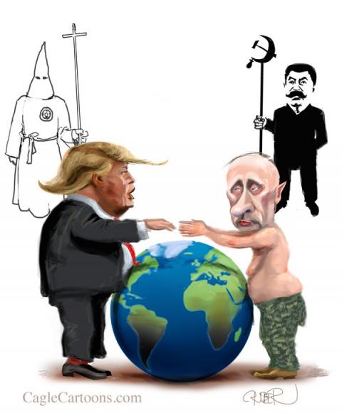 Кремль участвует в выборах. …