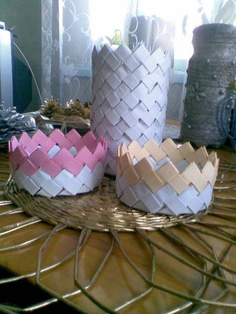 вазочки для разных мелочей