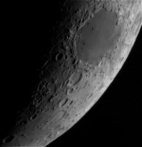Видно ли в телескоп американский флаг на Луне, Марс и кольца Сатурна?