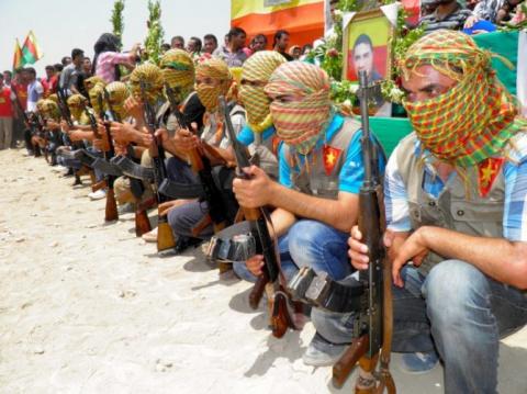 Курдский нож в спину: Америк…