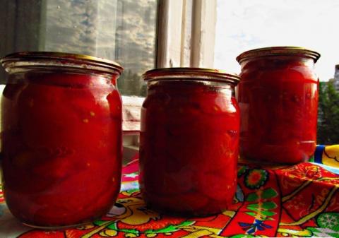 Супер простой и быстрый способ заготовки помидоров!