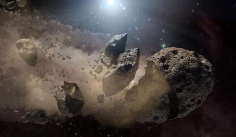 """Астероид-убийца"" оставит зе…"