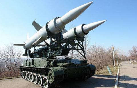 Зенитно-ракетный комплекс «К…