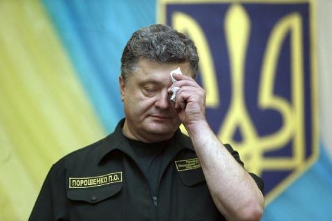 Порошенко: Киев остановил «российскую агрессию»