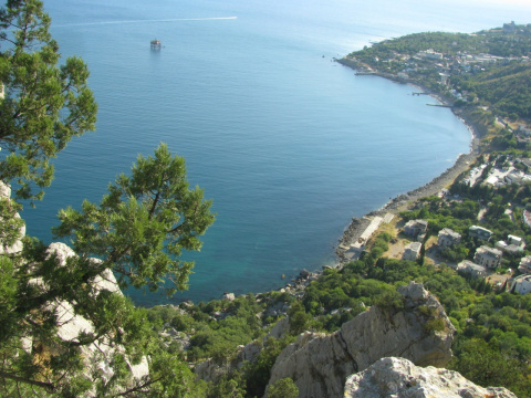12. ...И снова Крым! Гора Ко…