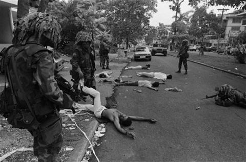 Вторжение США в Панаму (вспомним, как это было...)