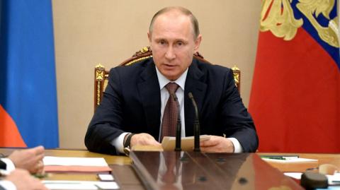 Путин: заказчики доклада об …