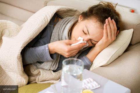 Число заболевших с симптомам…