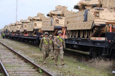 Вторжение войск НАТО в Белоруссию и Россию: их ответ на «Запад-2017». Yurasumy